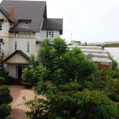 Отель Villa Y Thu Dalat Далат балкон