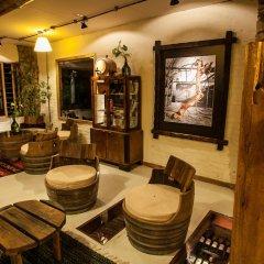 Отель Cabañas Y Suites Villa Bonita Вейнтисинко де Майо интерьер отеля
