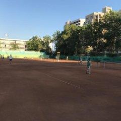 Отель Oleander House and Tennis Club спортивное сооружение