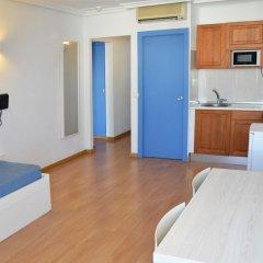 Отель Apartamentos Playasol My Tivoli Улучшенные апартаменты с различными типами кроватей фото 4