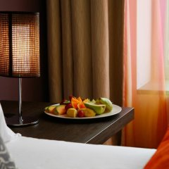 Отель Vienna House Andel's Cracow 4* Стандартный номер с различными типами кроватей фото 8
