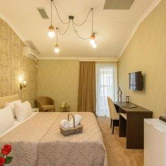Отель King David 3* Номер Делюкс с различными типами кроватей фото 12