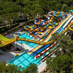 Отель Nirvana Lagoon Villas Suites & Spa бассейн фото 2
