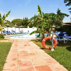 Отель Hostal Cabo Roche детские мероприятия