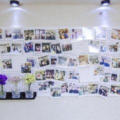 Отель Hi Jun Guesthouse Hongdae развлечения