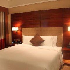Отель Crowne Plaza Chongqing Riverside 4* Номер Делюкс с различными типами кроватей фото 2