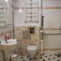 Arkadia Hotel & Hostel Стандартный семейный номер с двуспальной кроватью фото 3