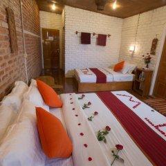 Teak Wood Hotel 3* Стандартный семейный номер с различными типами кроватей