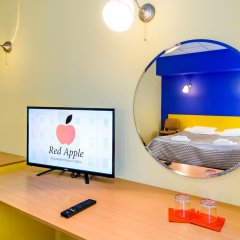 Отель Red Apple Санкт-Петербург с домашними животными