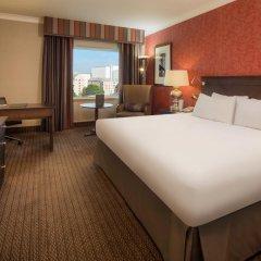 Отель Hilton Glasgow комната для гостей фото 12