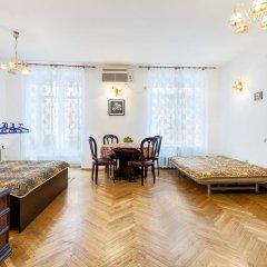 Гостиница Круази на Кутузовском Семейный номер Эконом с разными типами кроватей фото 3
