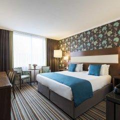 Отель Mercure Antwerp City Centre 4* Стандартный номер с различными типами кроватей фото 6