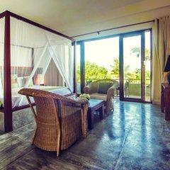 Отель Amba Ayurveda Boutique Hotel Шри-Ланка, Пляж Golden Mile - отзывы, цены и фото номеров - забронировать отель Amba Ayurveda Boutique Hotel онлайн комната для гостей фото 3