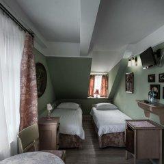 Отель Karczma Rzym & Straszny Dwor 3* Стандартный номер с различными типами кроватей