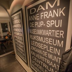 Отель B&B Slim Нидерланды, Амстердам - отзывы, цены и фото номеров - забронировать отель B&B Slim онлайн гостиничный бар