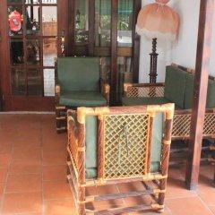 Отель Rural Sanroque Машику интерьер отеля
