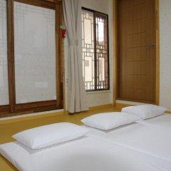Отель Dajayon Hanok Stay Южная Корея, Сеул - отзывы, цены и фото номеров - забронировать отель Dajayon Hanok Stay онлайн комната для гостей фото 5