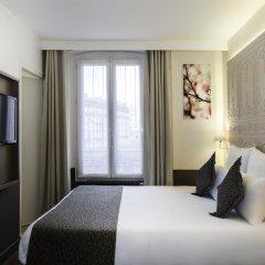 Отель Contact ALIZE MONTMARTRE 3* Улучшенный номер с двуспальной кроватью фото 2