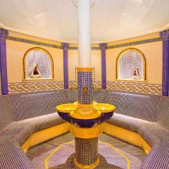 Отель Yastrebets Wellness & Spa Боровец сауна