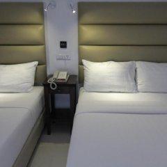 Wellcome Hotel 3* Номер Делюкс с двуспальной кроватью фото 2