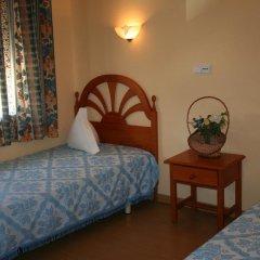 Отель Santa Isabel 2* Стандартный номер с двуспальной кроватью фото 7