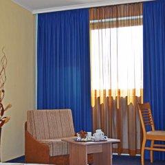Aqua Hotel Burgas 4* Номер категории Эконом с различными типами кроватей