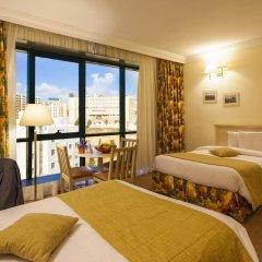 Amman West Hotel 4* Стандартный номер с различными типами кроватей фото 5
