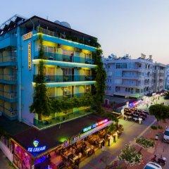 Gallion Hotel вид на фасад фото 3