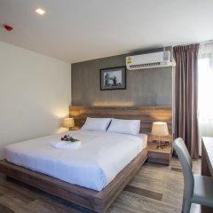 B2 Bangna Premier Hotel 3* Улучшенный номер с различными типами кроватей фото 2