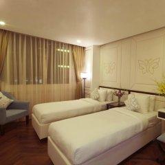 A & Em Hotel - 19 Dong Du 3* Представительский номер с 2 отдельными кроватями фото 2