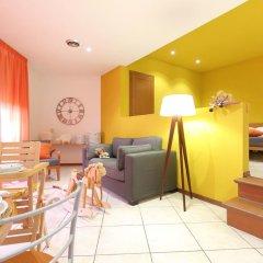 Отель Residence Leopoldo 3* Улучшенные апартаменты с различными типами кроватей