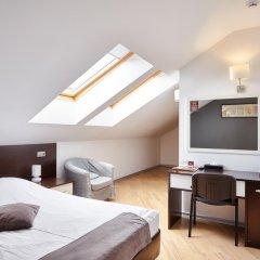 Гостиница Мегаполис 4* Номер категории Эконом с различными типами кроватей фото 4