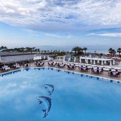 Throne Seagate Resort Hotel – All Inclusive Турция, Богазкент - отзывы, цены и фото номеров - забронировать отель Throne Seagate Resort Hotel – All Inclusive онлайн бассейн