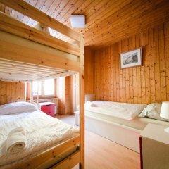 Отель Auberge du Mont-Blanc Стандартный номер с различными типами кроватей фото 3