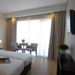 Athens Gate Hotel 4* Стандартный номер с разными типами кроватей фото 3