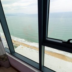Апартаменты Sunrise Ocean View Apartment Улучшенные апартаменты фото 14