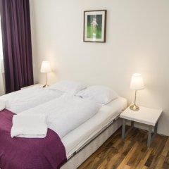 Отель The Capital-Inn Кровать в общем номере с двухъярусной кроватью фото 12