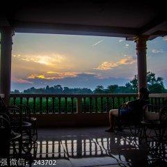 Отель Chitwan Forest Resort Непал, Саураха - отзывы, цены и фото номеров - забронировать отель Chitwan Forest Resort онлайн фото 5