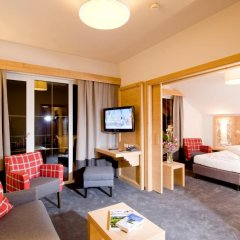 Отель Feldwebel Австрия, Зёлль - отзывы, цены и фото номеров - забронировать отель Feldwebel онлайн комната для гостей фото 4