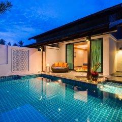 Отель Baywater Resort Samui 4* Номер Делюкс с различными типами кроватей фото 13
