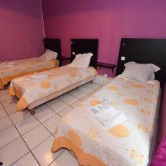 Hotel De La Poste Стандартный номер с различными типами кроватей (общая ванная комната)