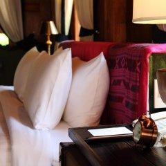 Отель Burasari Heritage Luang Prabang 4* Номер Делюкс с двуспальной кроватью фото 12