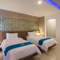 The Phu Beach Hotel комната для гостей
