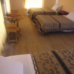 Отель Titicaca Lodge 2* Стандартный номер с различными типами кроватей фото 6