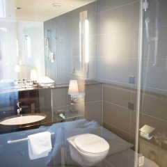 Hotel Glockenhof Цюрих ванная