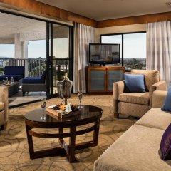 Отель DoubleTree by Hilton Carson комната для гостей фото 3