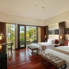 Отель The Seminyak Beach Resort & Spa 5* Стандартный номер с различными типами кроватей фото 6