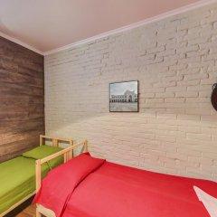 Хостел Кукуруза Номер Эконом с разными типами кроватей (общая ванная комната) фото 15