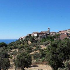 Отель L'Oasi del Fauno Country House Казаль-Велино пляж