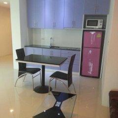 Отель Jada Beach Residence 3* Апартаменты с различными типами кроватей фото 21